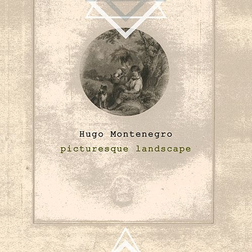 Picturesque Landscape by Hugo Montenegro