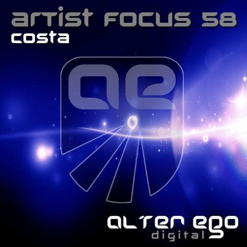Artist Focus 58 - EP von Various Artists