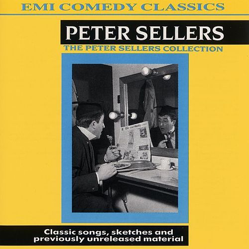 The Peter Sellers Collection de Peter Sellers
