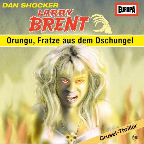 16/Orungu, Fratze aus dem Dschungel by Larry Brent