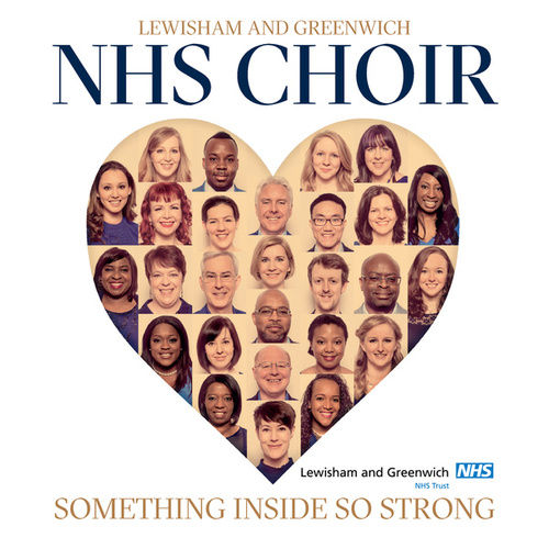 Something Inside So Strong von The Lewisham And Greenwich NHS Choir