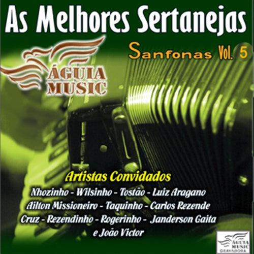 As Melhores Sertanejas: Sanfonas, Vol. 5 by Various Artists