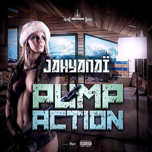 Pumpaction by Jahyanai