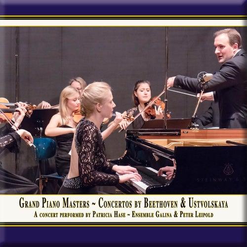 Beethoven: Piano Concerto No. 2 - Ustvolskaya: Concerto for Piano, Strings & Timpani (Live) by Various Artists