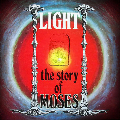 The Story of Moses by Light