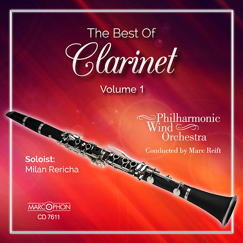The Best Of Clarinet, Volume 1 de Milan Rericha