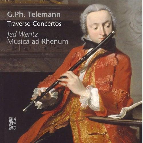Telemann: Traverso Concertos by Musica Ad Rhenum