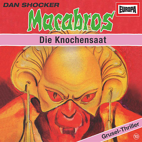 10/Die Knochensaat by Macabros