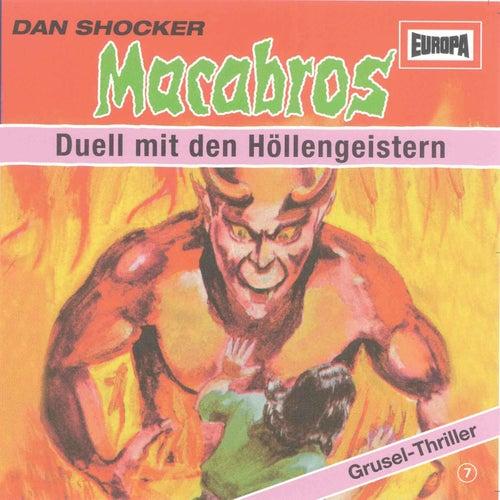 07/Duell mit den Höllengeistern by Macabros