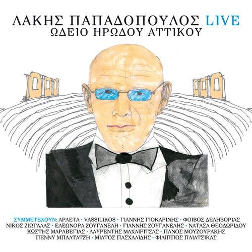 Lakis Papadopoulos - Live Odio Irodou Attikou von Lakis Papadopoulos (Λάκης Παπαδόπουλος)