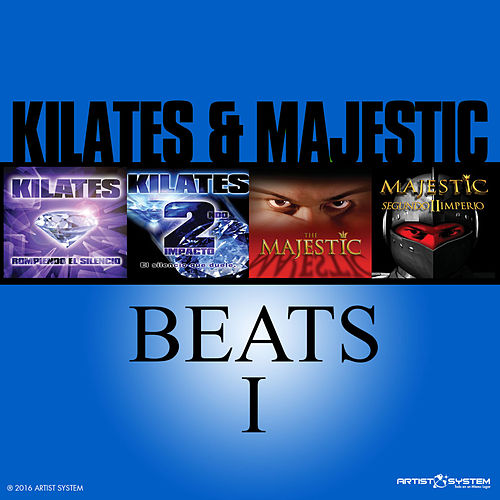 Kilates -The Majestic-Beats 1 de Various Artists