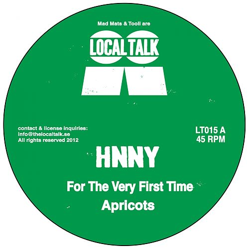 For The Very First Time - Single von Hnny