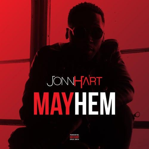 Mayhem - EP de Jonn Hart