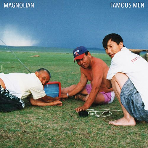 Famous Men by Magnolian