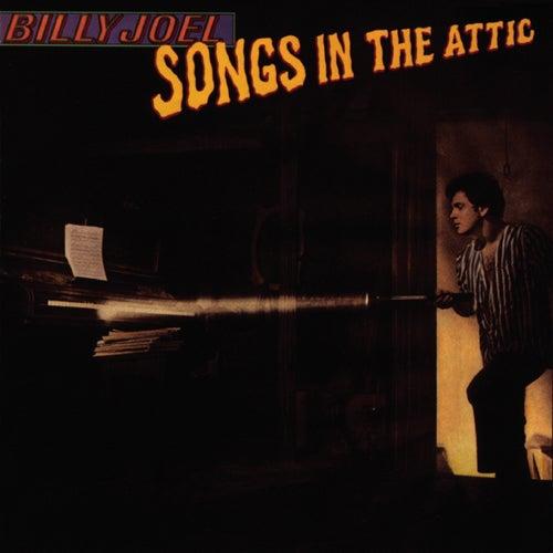 Songs In The Attic de Billy Joel