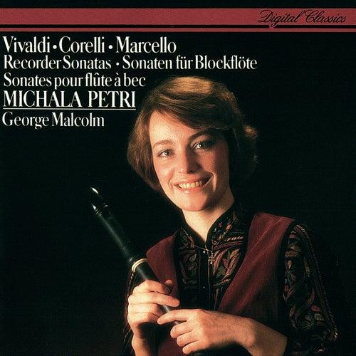 Italian Recorder Sonatas de George Malcolm