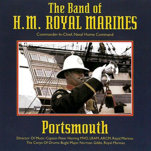 Portsmouth von Band of HM Royal Marines