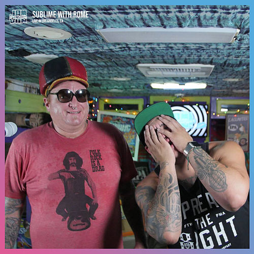 Jam in the Van - Sublime with Rome de Various Artists