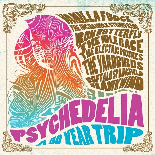 Psychedelia: A 50 Year Trip de Various Artists
