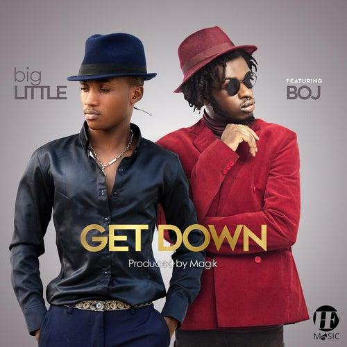 Get Down (feat. Boj) von Big Little