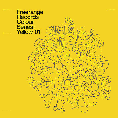 Colour Series: Yellow 01 de Various Artists