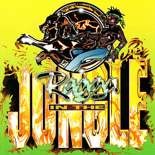 Ragga in the Jungle by Various Artists