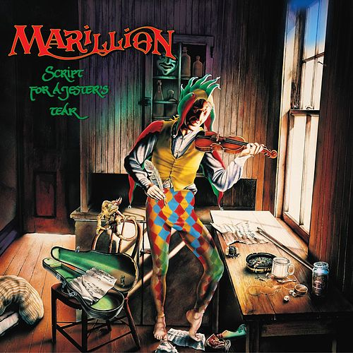 Script for a Jester's Tear von Marillion