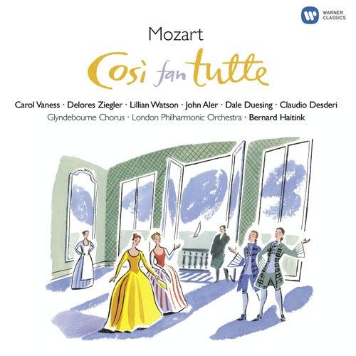 Mozart: Cosi fan tutte de Bernard Haitink