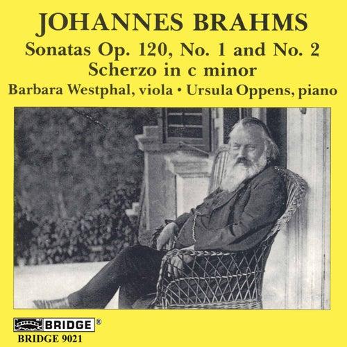 Brahms: Viola Sonatas von Barbara Westphal