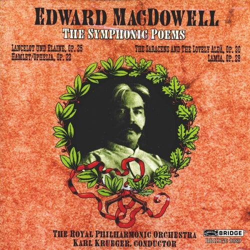MacDowell: Symphonic Poems by Karl Krueger