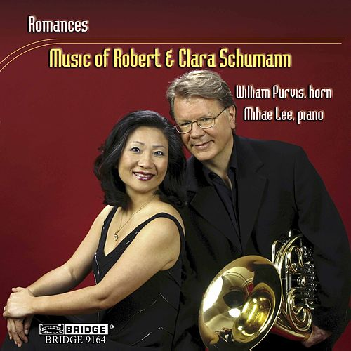 Romances - Music Of Robert and Clara Schumann de William Purvis