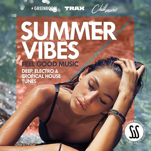 Summer Vibes (Feel Good Music: Deep, Electro & Tropical House Tunes) by Various Artists