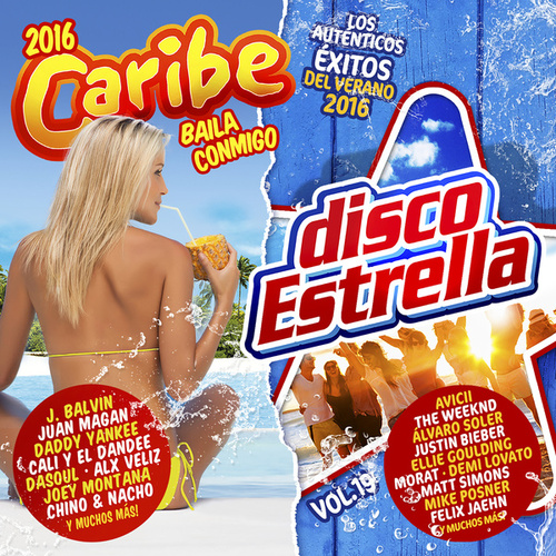 Caribe 2016 + Disco Estrella Vol. 19 de Various Artists