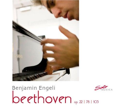 Beethoven: Piano Sonatas Nos. 11, 24 and 29 by Benjamin Engeli