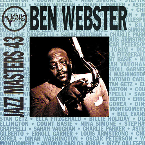 Verve Jazz Masters 43 by Ben Webster