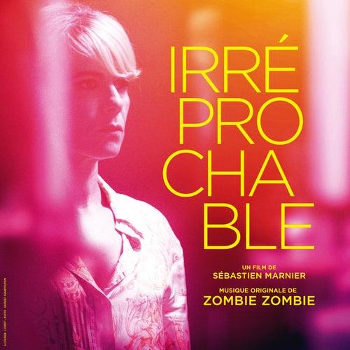 Irréprochable (Bande originale du film de Sébastien Marnier) de Zombie Zombie