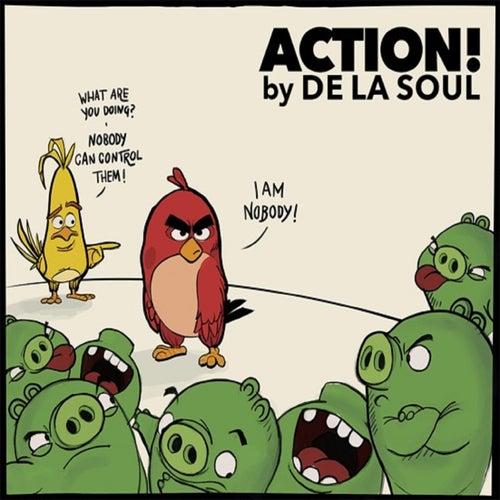 Action! de De La Soul