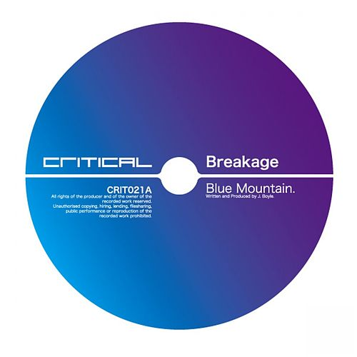 Blue Mountain / Astro von Breakage