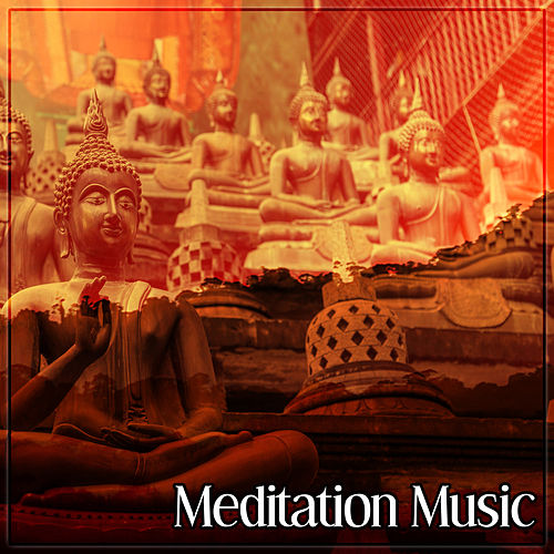 Meditation Music – Reiki Mindfulness Meditation, Yoga Sounds, Center Balancing, Stillness, Opening Chakras by White Noise Meditation (1)