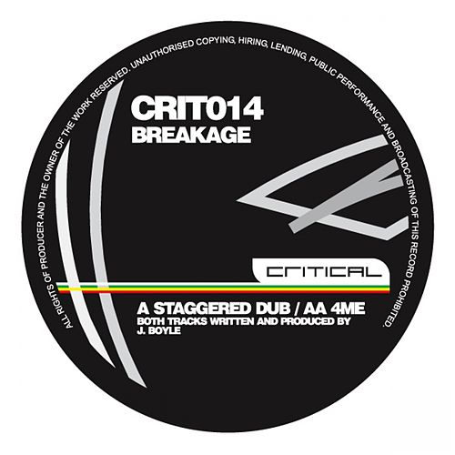 Staggered Dub / 4 Me von Breakage
