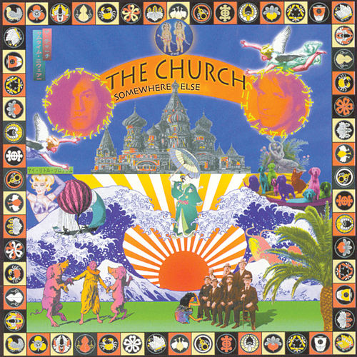 Somewhere Else de The Church