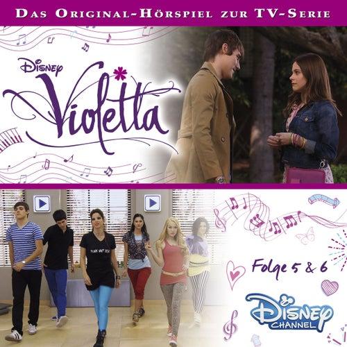 Folge 5 & 6 von Violetta