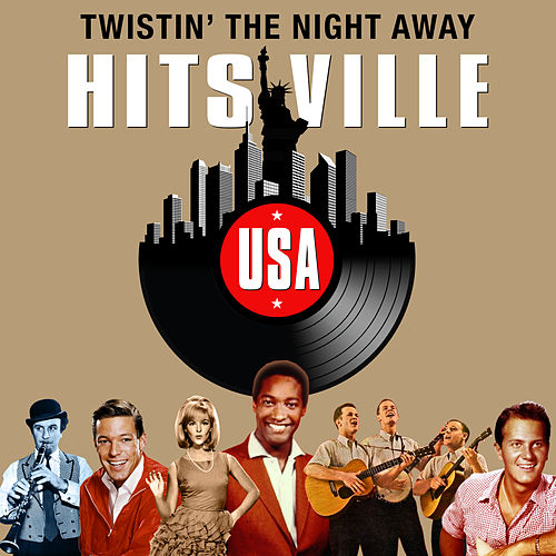Twistin' the Night Away (Hitsville USA) de Various Artists