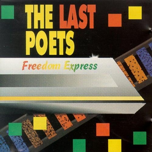 Freedom Express von The Last Poets
