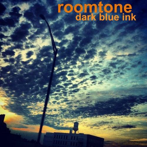 Dark Blue Ink by Roomtone
