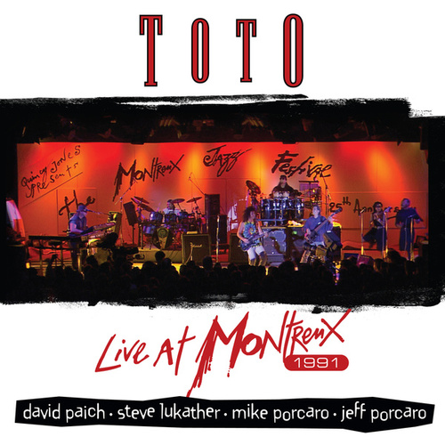 Toto Live at Montreux 1991 by Toto