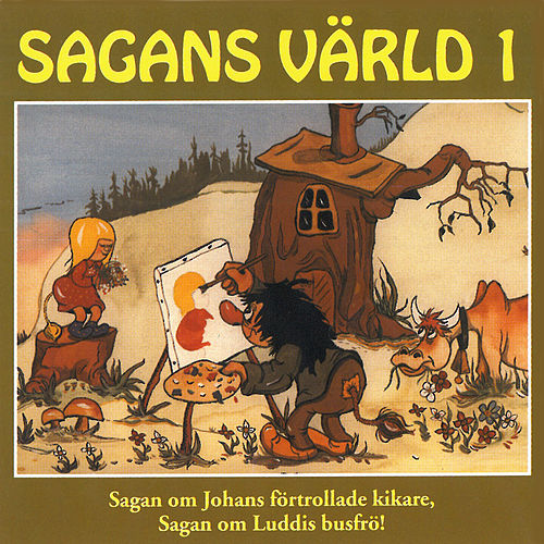 Sagans värld 1 by Various Artists