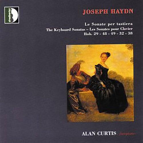 Joseph Haydn: The Keyboard Sonatas, Vol. 2 de Alan Curtis