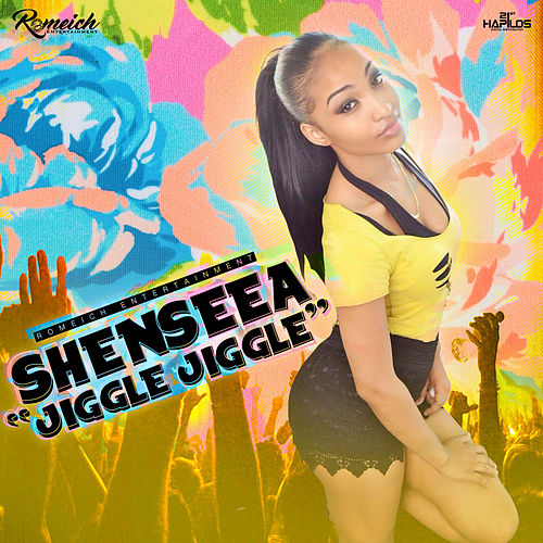 Jiggle Jiggle - Single van Shenseea