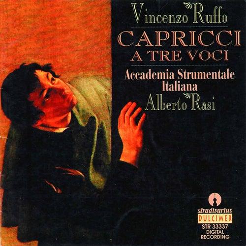 Ruffo: Capricci a tre voci von Accademia Strumentale Italiana